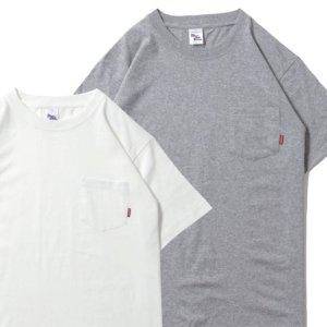 画像1: BLUCO (ブルコ) ORIGINAL 2PCS TEE'S 2枚入りポケットTシャツ OL-700