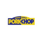 PORKCHOP GARAGE SUPPLY (ポークチョップガレージサプライ) PORKCHOP BLOCK STICKER