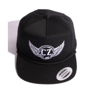 画像1: Cycle Zombies (サイクルゾンビーズ) OFFICER Snapback Hat