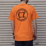 Cycle Zombies (サイクルゾンビーズ) CALIFORNIA2 S/S T-SHIRT
